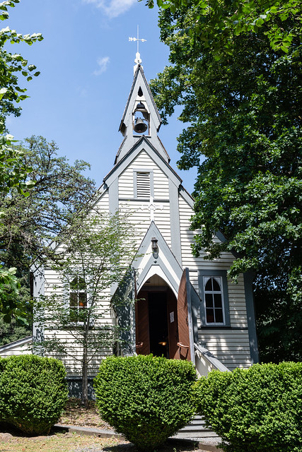 St. John the Divine Yale, BC