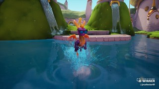 Share of the Week - Swimming | by PlayStation.Blog