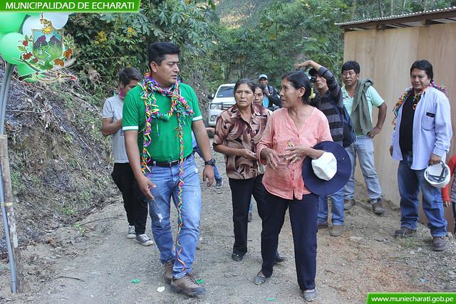 Comunidad de Mapotoato contará con servicio de saneamiento básico integral