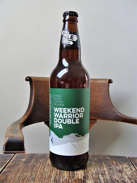 Weekend Warrior Double IPA