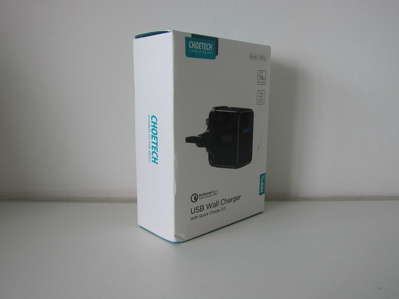 Choetech USB Wall Charger - Box