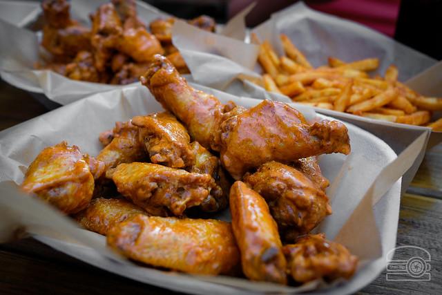 Nashville Hot Ranch - Clutch Wings