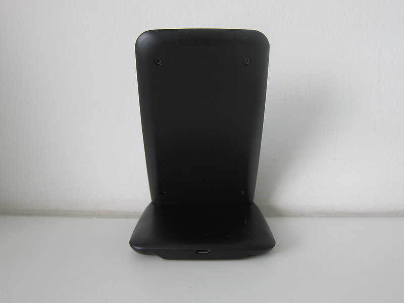 Choetech 15W Wireless Charger Stand - Back