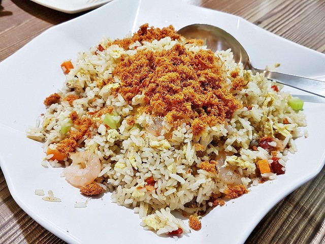 Gu Ma Fried Rice