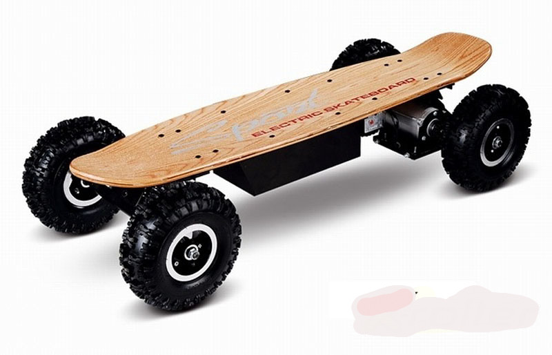Offroad-Electrical-Skateboard-Electric-Deck-Wheel-Truck