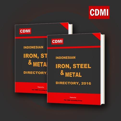 Indonesian Iron, Steel & Metal Directory