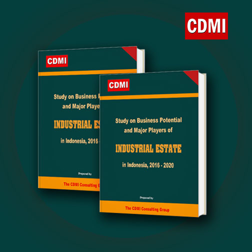 Study on Business Potential and Major Players Of Industrial Estate in Indonesia