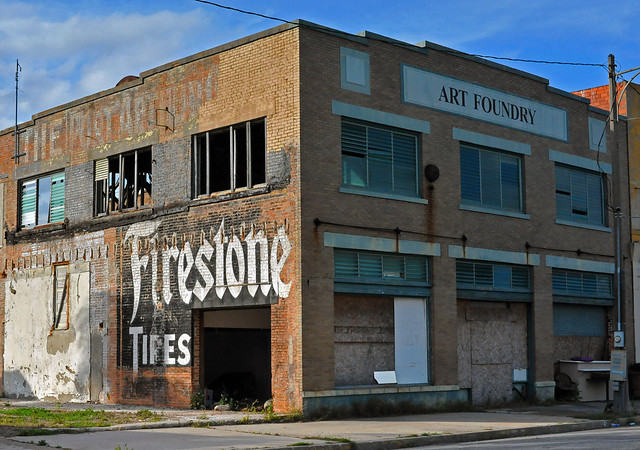 Art Foundry / Firestone - Port Arthur,Texas