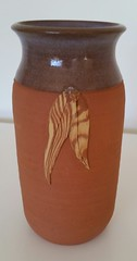 Australian Pottery Vase 1of 2