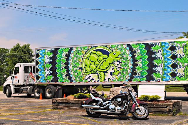 Terrapin Beer Truck