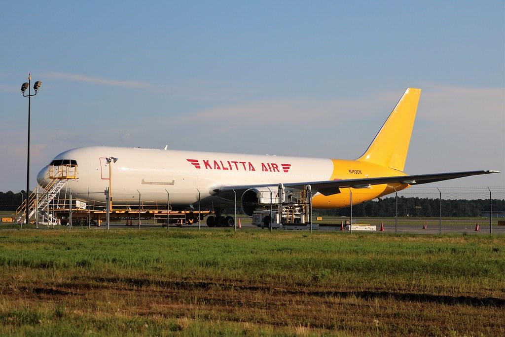 Kalitta Air 767