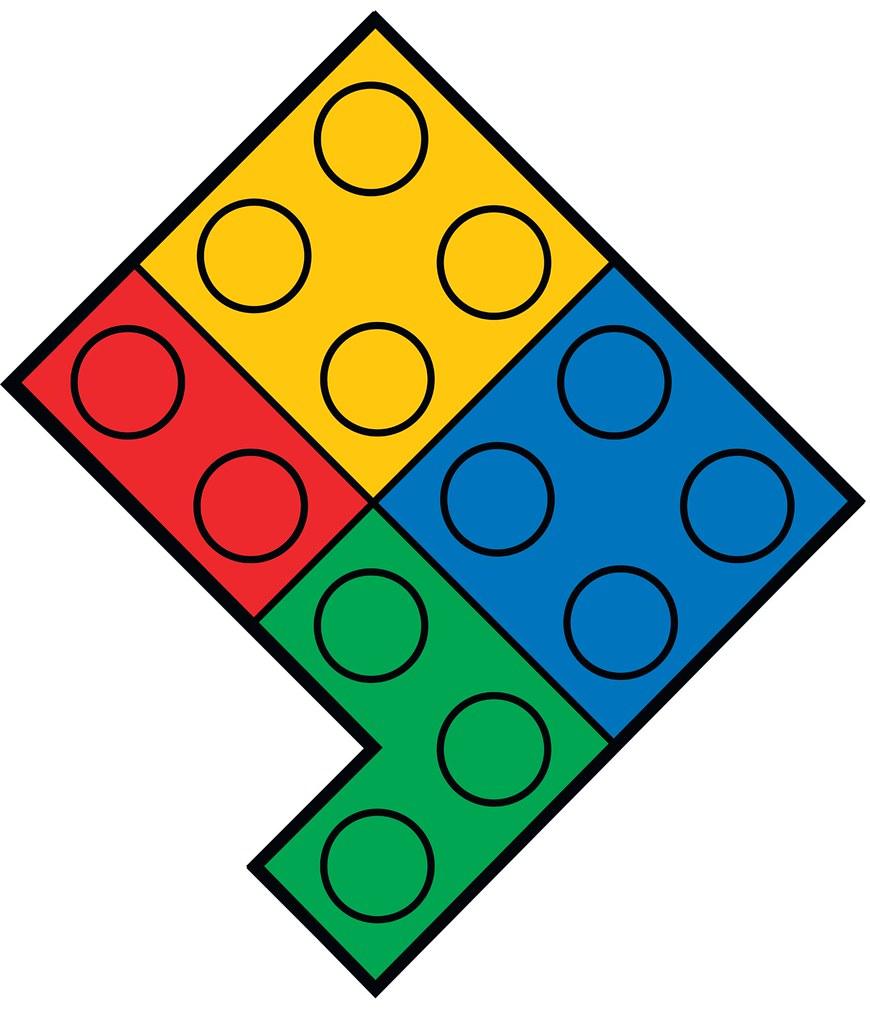 BrickFair VA 2019 Logo