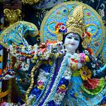 ISKCON Juhu Sringar Deity Darshan on 9th Aug 2019