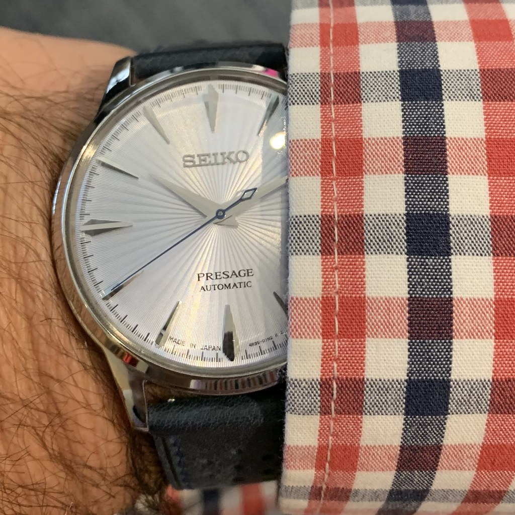Seiko Cocktail Time