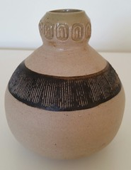 Australian Pottery Vase 1 of 2