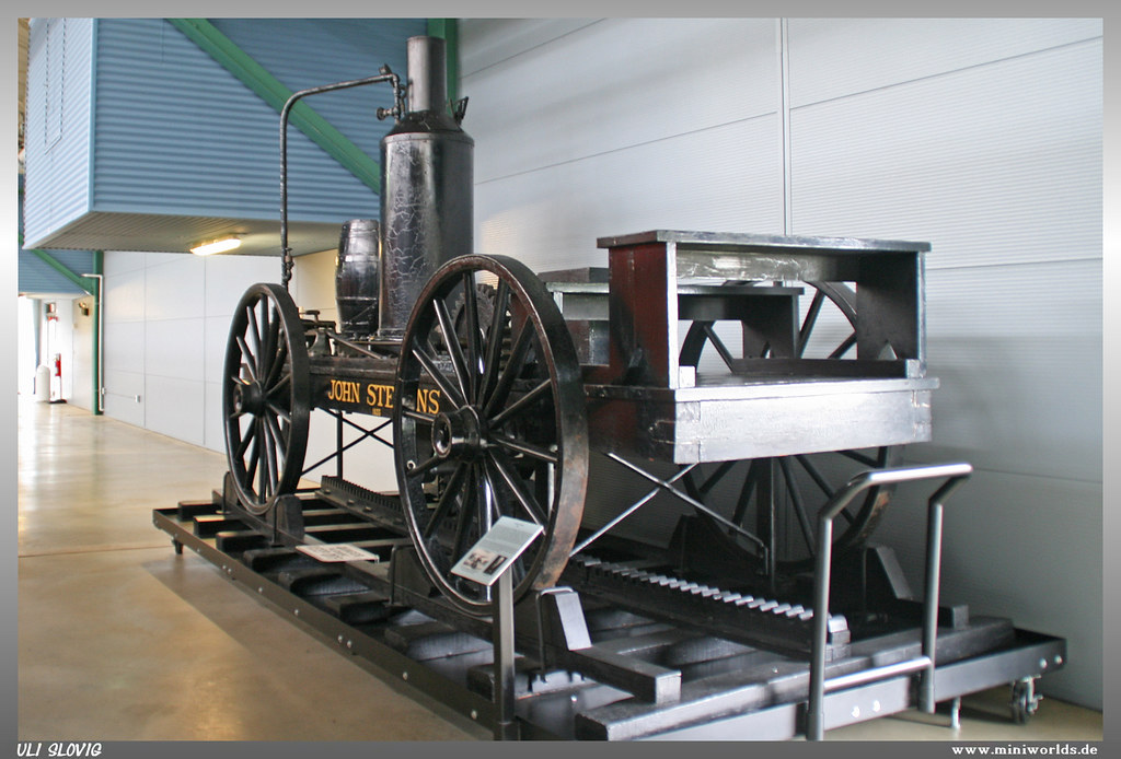 1825 Steam Wagon