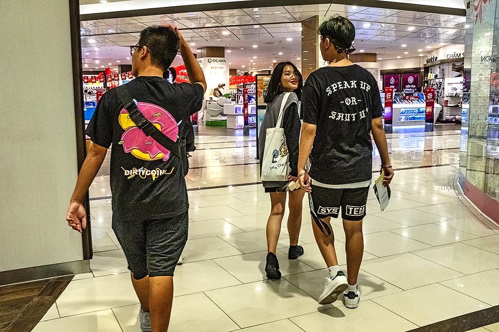 Eon Mall on 8-9-19--Saigon