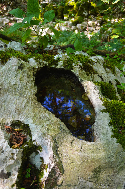 Getting Water Out Of A Stone [Gemona Del Friuli - 3 August 2019]