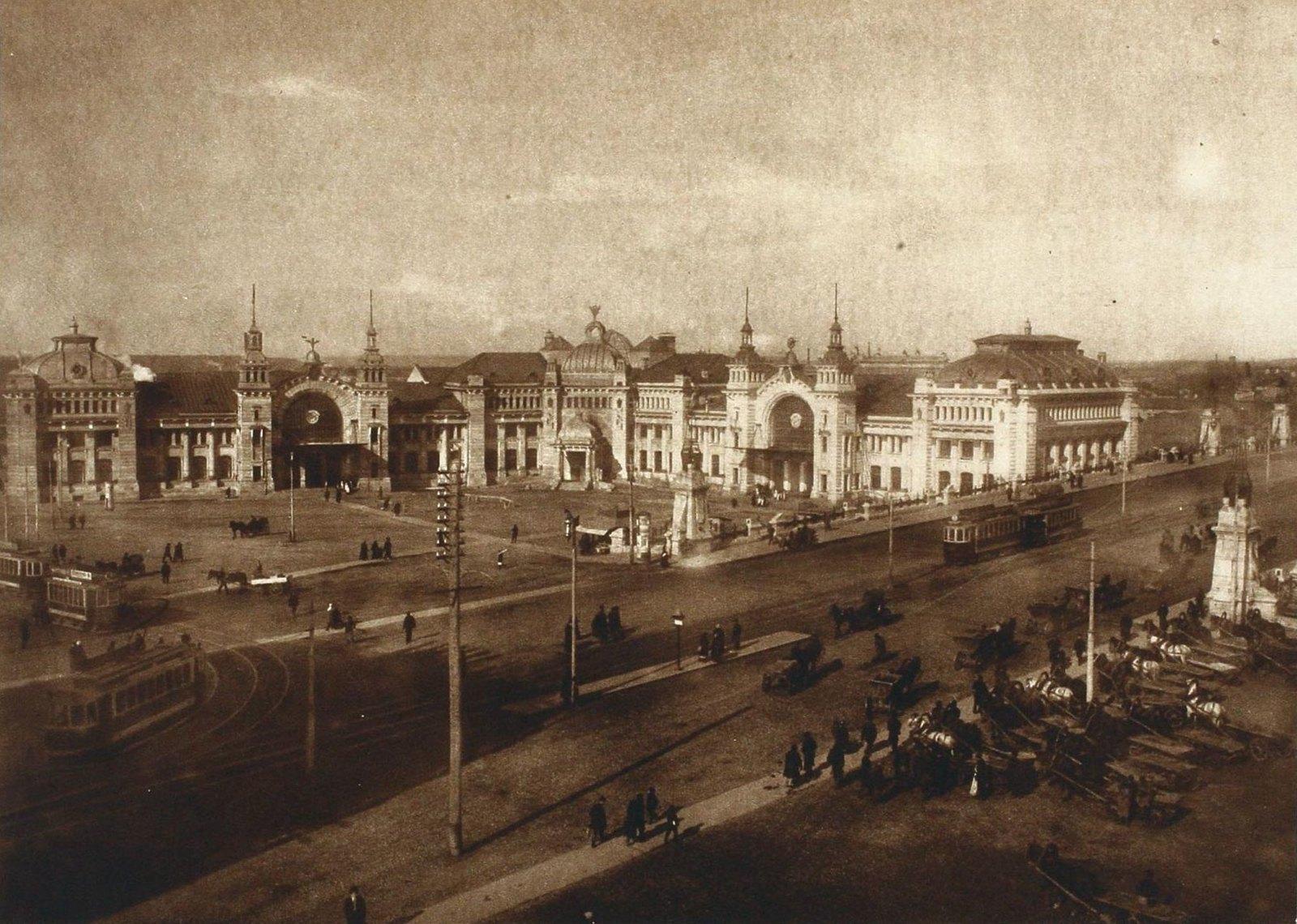 Брестский вокзал (1911)