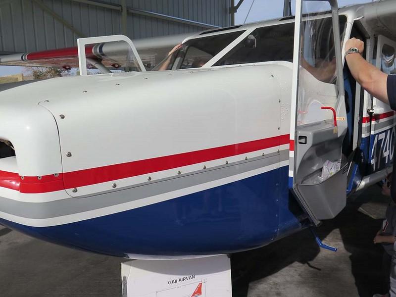 Gippsland GA8 Airvan 9