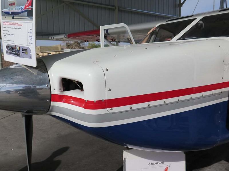 Gippsland GA8 Airvan 8