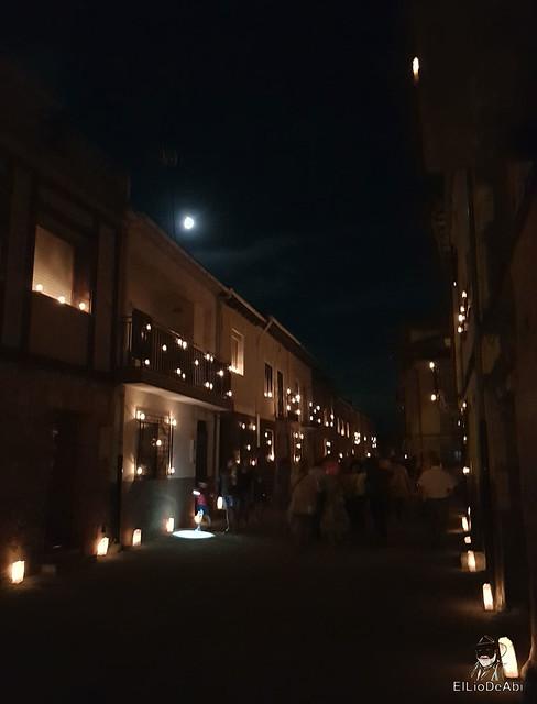 Noche de las velas en Peñaranda de Duero (19)