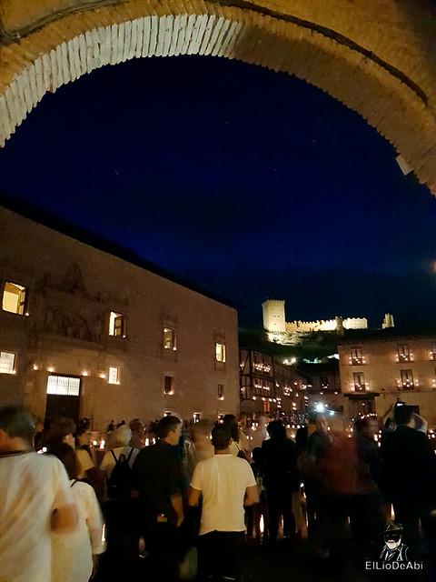 Noche de las velas en Peñaranda de Duero (16)