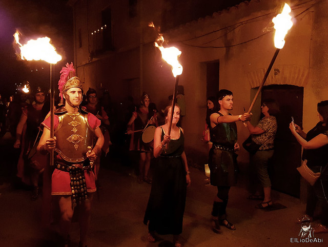 Noche de las velas en Peñaranda de Duero (15)