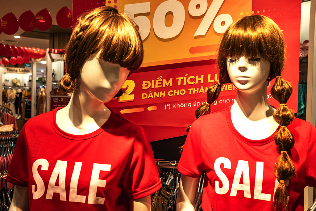 Aeon Mall on 8-9-19--Saigon 9