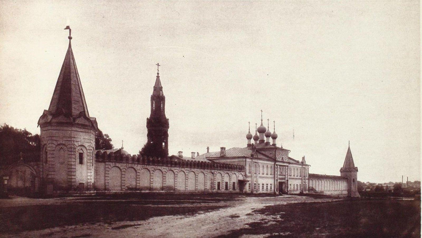 Никольский единоверческий монастырь