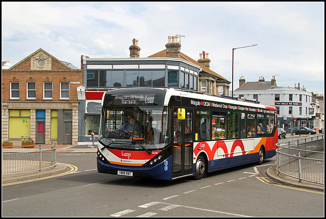 Stagecoach 26248, Cliftonville