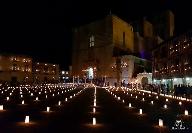 Noche de las velas en Peñaranda de Duero (22)