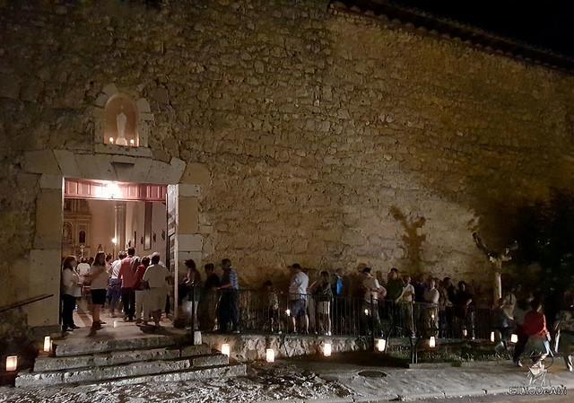 Noche de las velas en Peñaranda de Duero (18)