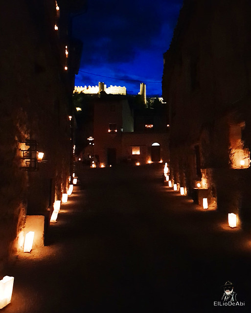 Noche de las velas en Peñaranda de Duero (14)