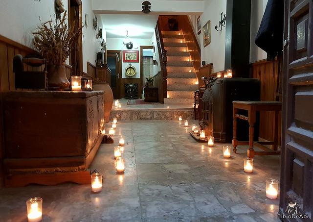 Noche de las velas en Peñaranda de Duero (2)