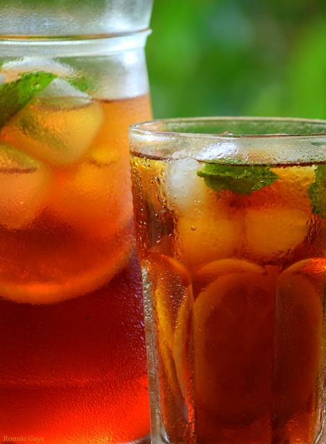 Iced Lemon Tea - In Explore 10.8.19