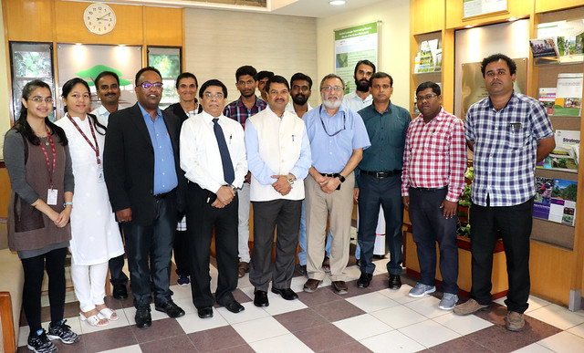 Training on participatory system dynamics modelling in New Dehli, India,