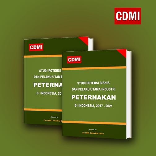 Studi Potensi Bisnis dan Pelaku Utama Industri Peternakan di Indonesia