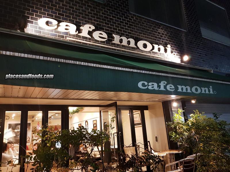 cafe moni okayama