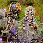 Hare Krishna Temple Ahmedabad Deity Darshan 09 Aug 2019