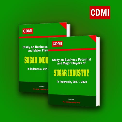 Study on Business Potential and Major Players of Sugar Industry in Indonesia