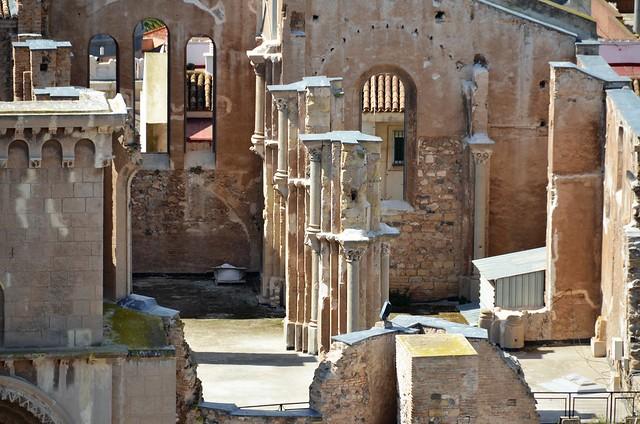 Murcia - Cartegena - Teatro Romano