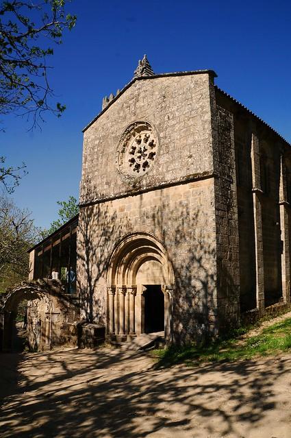 Iglesia del Monasterio de Sta. Cristina. (Explore 2016.08.09)