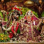 ISKCON Mayapur Deity Darshan 09 Aug 2019