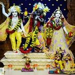 ISKCON GEV Wada Deity Darshan 09 Aug 2019