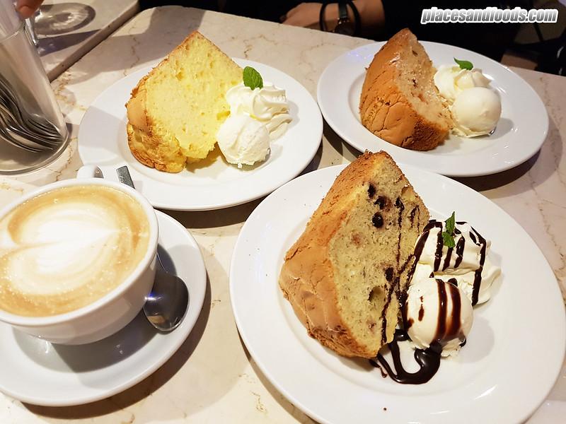 cafe moni okayama dessert