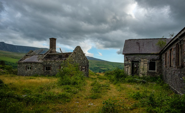 Quarry Hospital and Offices, Pen yr Orsedd Slate Quarry