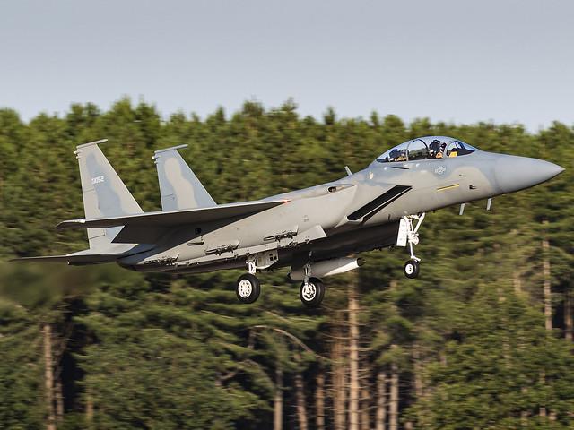 Royal Saudi Air Force | Boeing F-15SA | 12-1052