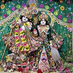 ISKCON London Deity Darshan 09 Aug 2019