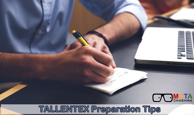 tallentex preparation tips